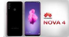 Huawei Nova 4 может получить 4 камеры и флагманского уровня чип