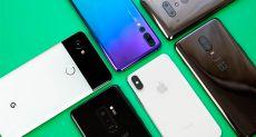 Аналитики: Huawei не обойдет Apple в рейтинге производителей смартфонов по итогам 2018 года, а Xiaomi станет четвертой