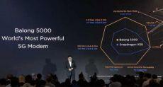 Модем Balong 5000 привнесет 5G в смартфоны Huawei