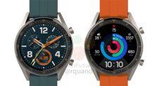 Huawei работает над двумя новыми умными часами без WearOS