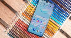 Пользователь XDA выложил в общий доступ фирменные обои Huawei P30 и P30 Pro