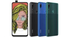 Характеристики и цена Huawei P Smart Z с самовыдвижной фронталкой