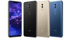 Рендеры Huawei Mate 20 и Mate 20 Lite