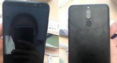 Неизвестный безрамочный смартфон Huawei сертифицирован в Китае. Huawei Mate 10 Lite?