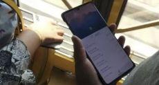 Huawei Mate 20X показали на «живых» фото