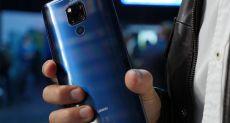 Huawei Mate 20X 5G могли уменьшить емкость аккумулятора