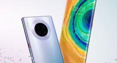 Серию Huawei Mate 30 не будут продавать на одном из важных рынков