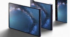 В сентябре на рынок прибудет ограниченная партия Huawei Mate X