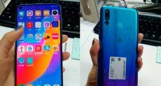 Huawei Nova 4 приписывают тройную камеру и чип Kirin 970
