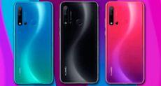 Характеристики Huawei Nova 5i с сайта TENAA