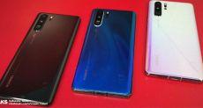 Очередные фото Huawei P30 Pro