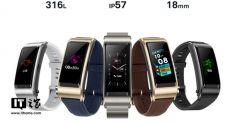 Анонс Huawei TalkBand B5: стильный фитнес-браслет и Bluetooth-гарнитура