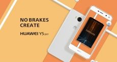Huawei Y5 2017 получил аккумулятор на 3000 мАч и умную кнопку Easy Key