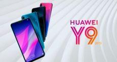 Анонс Huawei Y9 (2019): емкий аккумулятор и четыре камеры