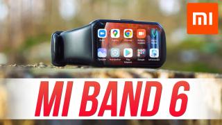 Xiaomi Mi Band 6 - новая супер фишка! iPhone 13 на фото и Samsung M62