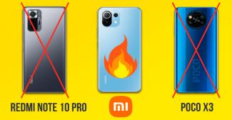 Xiaomi Mi 11 Lite обзор: праздник умеренности