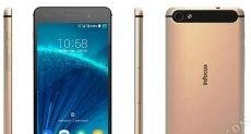 InFocus V5: металлический смартфон в стиле iPhone