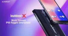 Элегантный и защищенный Ioutdoor X: краш-тест и скидка на смартфон