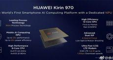 Kirin 980 — 7-нм «сердце» для будущих флагманов Huawei