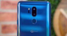 LG G7 скоро получит обновление до Android 9 Pie