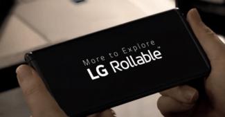 LG не отказалась от LG Rollable и планирует его выпустит. Продажа мобильного подразделения отменяется?
