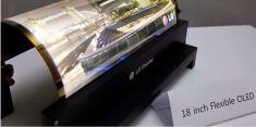 LG и Lenovo готовят складной планшет с гибкой OLED панелью