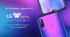 Подробности о первом смартфоне новой серии LG W