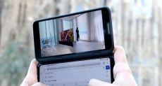 LG намекает на анонс смартфона с подключаемым экраном на IFA 2019