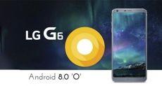 LG G6 скоро получит обновление до Android Oreo