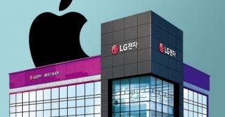 Samsung хочет, чтобы на прилавках магазинов LG появились не только iPhone, но и ее смартфоны
