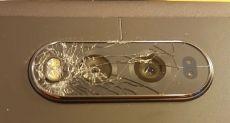 Покупатели жалуются на лопнувшие стекла основной камеры LG V20