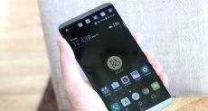 LG V30 показали на 3D-рендерах
