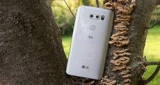 Это LG V30 и вот как снимает его камера