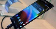 LG V30 получит изогнутую OLED-панель