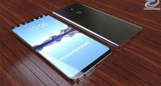 В ожидании выхода в сети опубликовали модный концепт LG V30