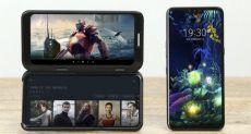 На MWC 2020 покажут LG V60 ThinQ 5G