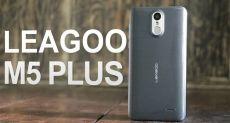 Leagoo M5 Plus распаковка: смартфон для нетребовательного пользователя