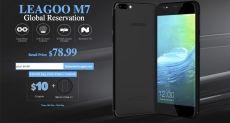 Дан старт предзаказам Leagoo M7 в стиле iPhone 7 Plus на платформе Android 7.0 Nougat