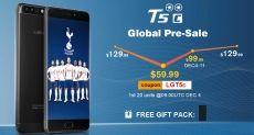 Leagoo T5c временно предлагается по сниженной цене