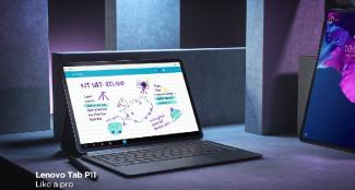 Lenovo Tab P11 Pro. Продажи стартуют в Индии уже завтра