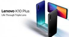 Готовится к выходу бюджетный Lenovo K10 Plus