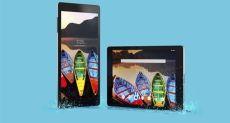 Планшет Lenovo Tab 3 8 Plus показали на пресс-рендерах и открыли все его характеристики