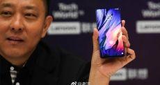 Lenovo Z5 Pro получит сдвоенную тыльную камеру с суммарным разрешением 40 Мп