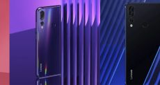 Lenovo Z5s приписывают 12 Гб оперативной памяти