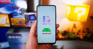 Скриншоты MIUI 13: новые виджеты и значки