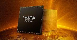 Новый чип MediaTek обходит Snapdragon 865
