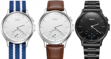 Meizu представила смарт-часы Light SmartWatch без цифрового дисплея