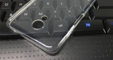 Чехол Meizu M6S (Blue Charm 6S) показывает месторасположение сканера отпечатков пальцев