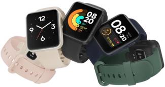Зацените дизайн Redmi Watch 2