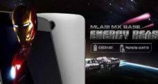 Цена на Mlais MX Base с аккумулятором на 4300 мАч и ИК-портом снижена до $99